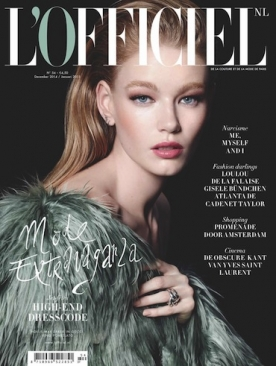 L'Officiel NL 54, iOS, Android & Windows 10 magazine
