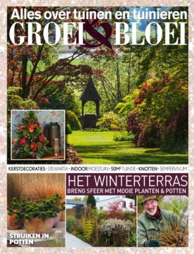 Groei&Bloei 11, iOS, Android & Windows 10 magazine