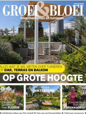 Groei&Bloei 5, iOS, Android & Windows 10 magazine