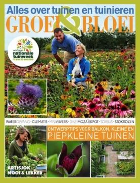 Groei&Bloei 6, iOS & Android  magazine