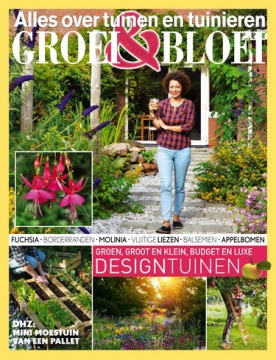 Groei&Bloei 8, iOS, Android & Windows 10 magazine