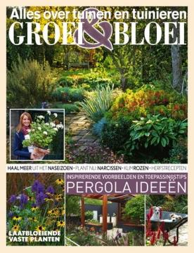 Groei&Bloei 10, iOS & Android  magazine