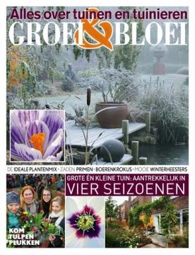 Groei&Bloei 1, iOS, Android & Windows 10 magazine