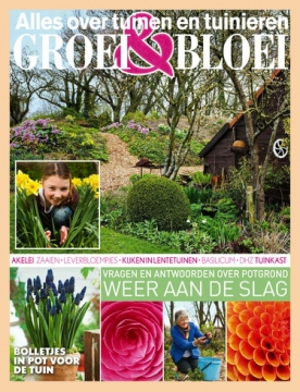 Groei&Bloei 3, iOS, Android & Windows 10 magazine