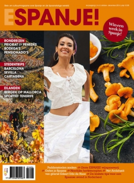 ESPANJE! 4, iOS & Android  magazine