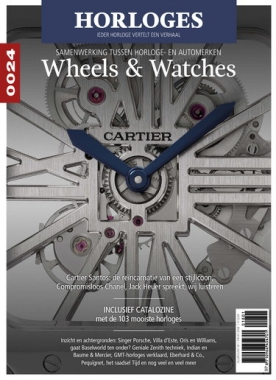 0024 Horloges 1, iOS & Android  magazine