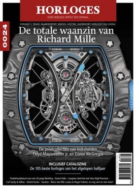0024 Horloges 2, iOS & Android  magazine