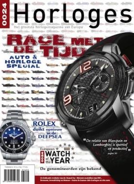 0024 Horloges 3, iOS & Android  magazine