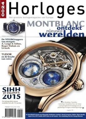 0024 Horloges 1, iOS & Android  magazine