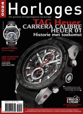 0024 Horloges 3, iOS, Android & Windows 10 magazine