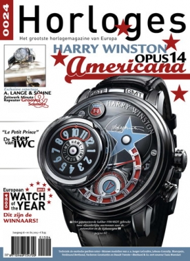 0024 Horloges 4, iOS & Android  magazine